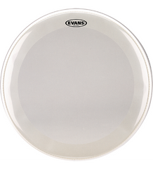 Evans / EQ4 / Frosted bass drumhead