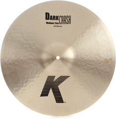 "Zildjian / K Thin Dark Crash / 18"" (B-Stock)"