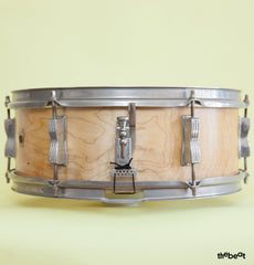 Ludwig / Pioneer Snare / 5 x 14 / Aged Maple stain (1962)