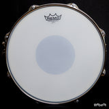 Q Drum Company / Gentlemen's Series / Brass 7 x 14 snare