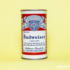 Suds Shakers / Budweiser Tall Boy / heavy sound