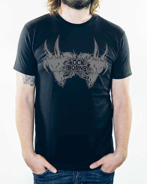 Lock Horns T-shirt