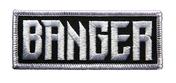 Banger Logo Patch
