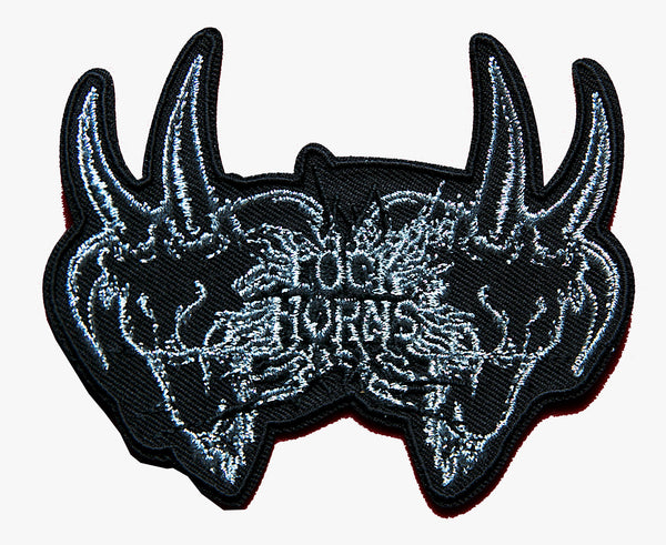 Lock Horns Patch