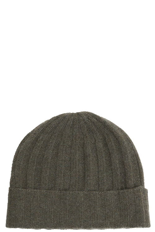 Candice Beanie in Olive