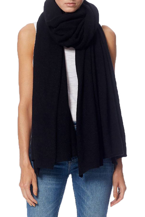 Linus Scarf in Black