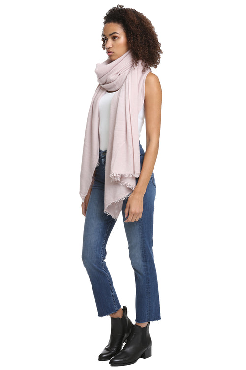 Nadine Scarf in Bisque