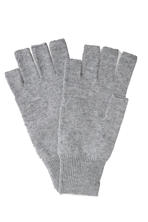 Fingerless Gloves in Cement