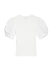 Casey Tee in White