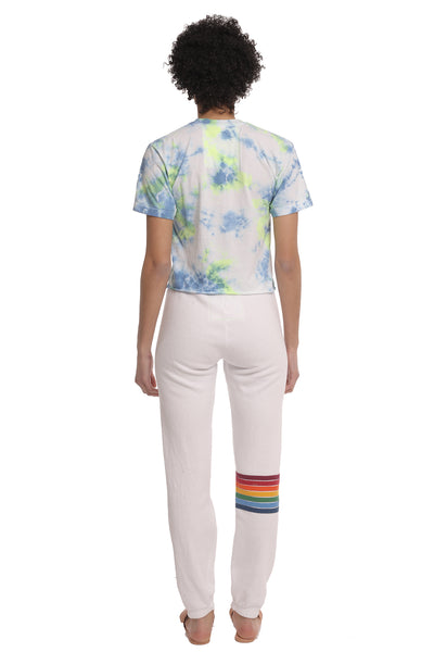 Rainbow Stitch Sweatpant