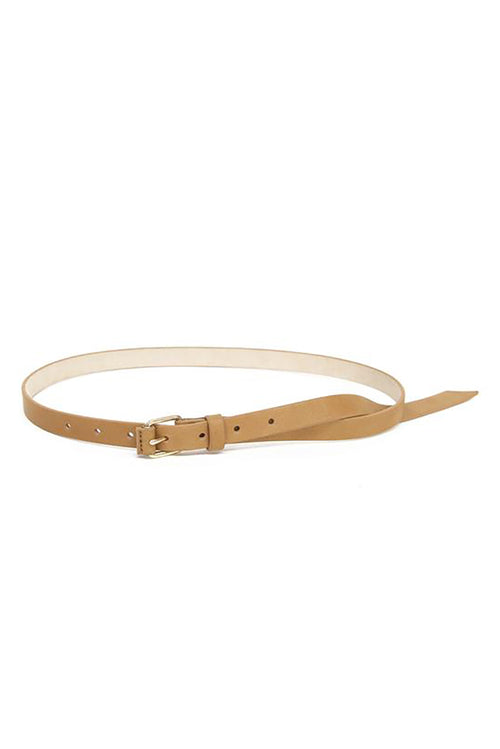 Ivy Belt in Camel Gold