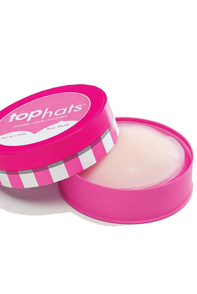 Top Hats Silicone Nipple Concealers