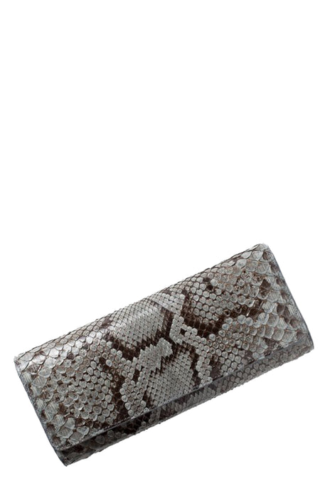Clic Clac Clutch in Bordeaux