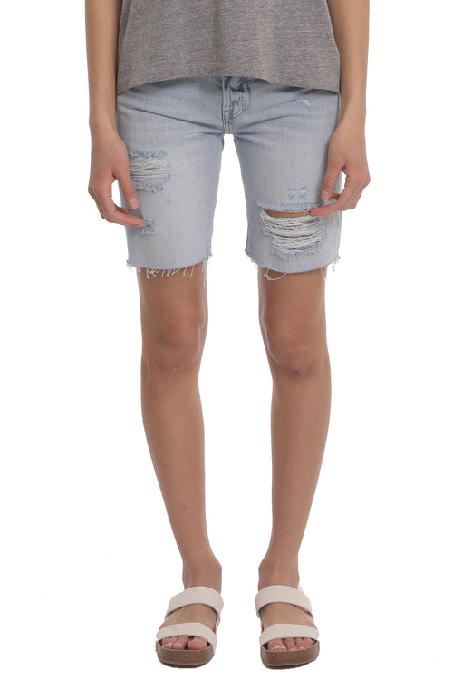 Le Slouch Cutoff Short in Natoma