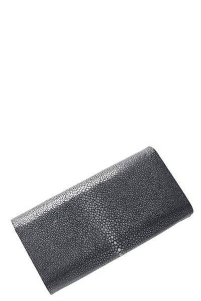 Baby Grande Clutch in Black