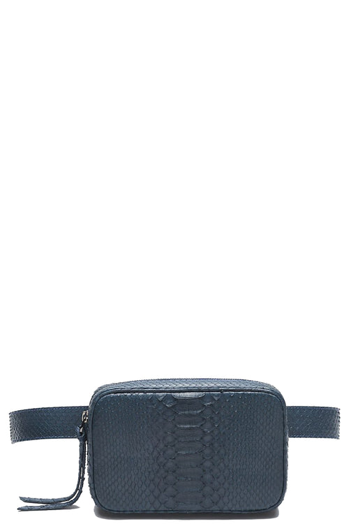 Farrah 3 in 1 Belt Bag in Blue Jean