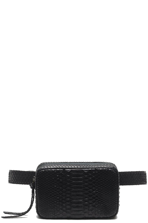 Farrah 3 in 1 Belt Bag in Black