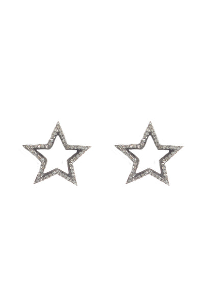Star Cut Out Studs