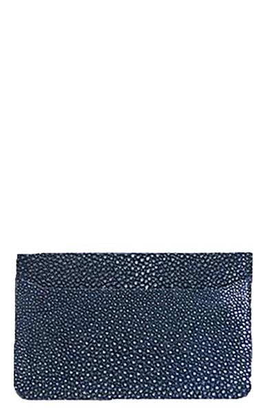 Claire CC Holder in Navy