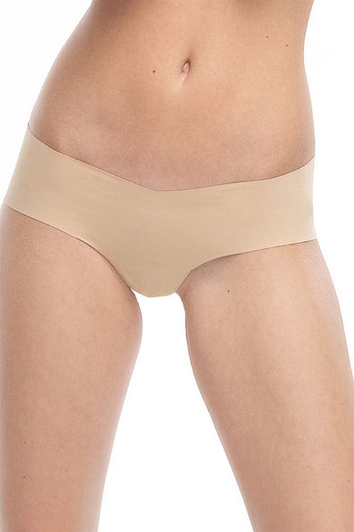Classic Girl Short in Nude