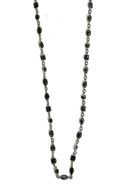 Black Onyx Layering Necklace
