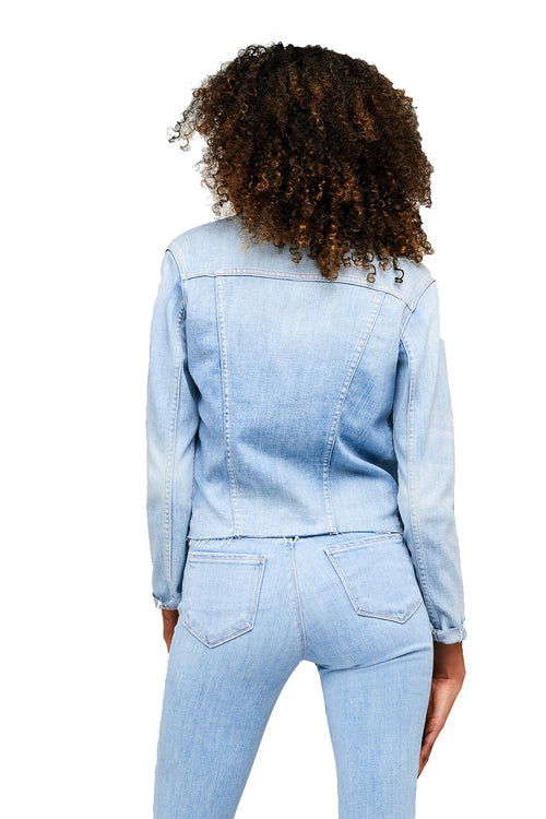 Janelle Jean Jacket in Sonora