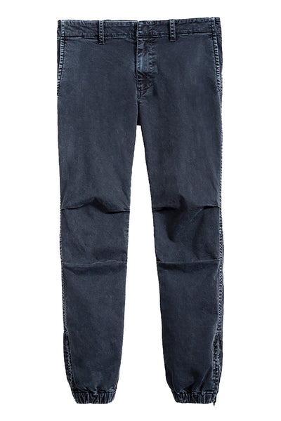 French Military Pants in Navy