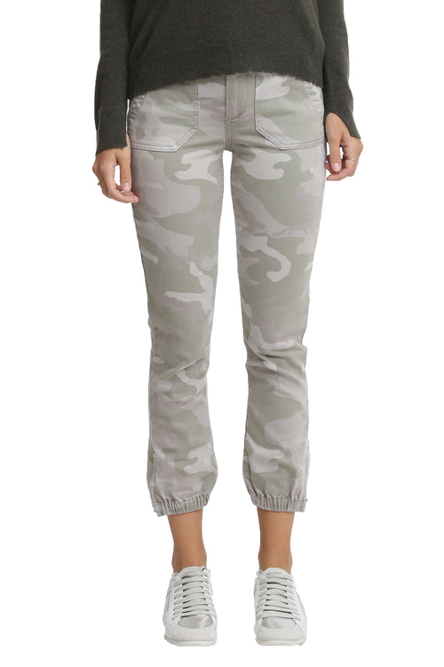 Mayslie Jogger in Camo