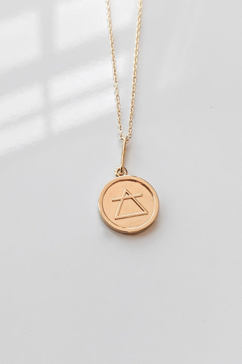 Elements Charm Necklace - Air