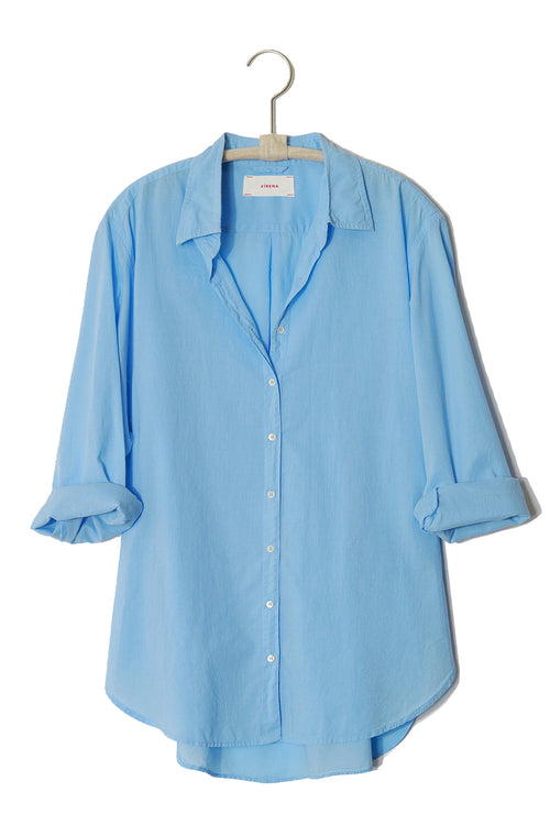 Beau Shirt in Cruise Blue