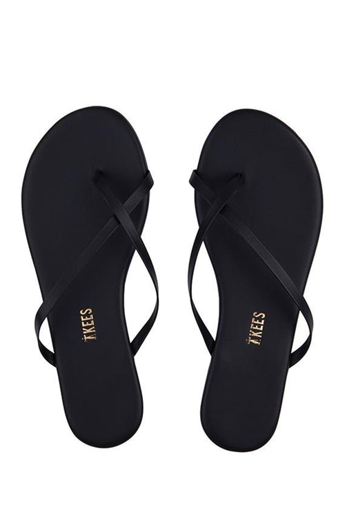 Riley Sandal in Black