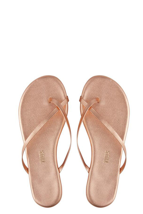Riley Sandal in Beach Pearl