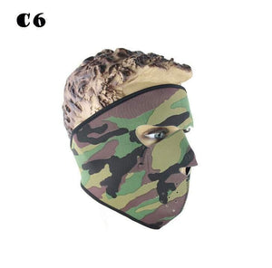 3D Outdoor Sports Balaclava