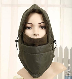 Adjustable Winter Face Mask