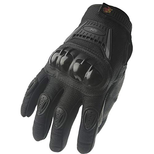 Protective Full Finger Motorcycle Gloves