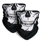 Set of 2 Windproof & Dust-proof Motorcycle Face Mask
