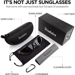 Polarized UV Protected Sunglasses