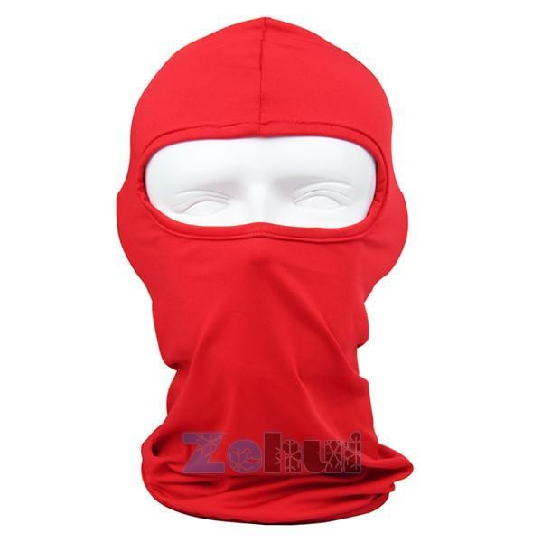 Full Face Protection Lycra Balaclava