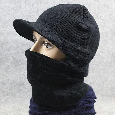 Fleece Balaclava Winter Cap