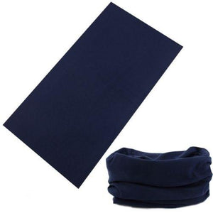 Plain Color Outdoor Sports Scarf