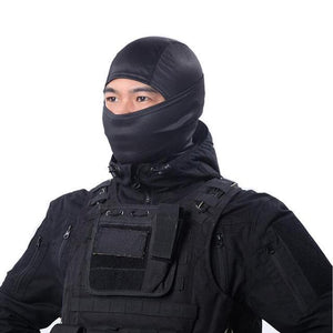 Rattlesnake Tactical Mask For Airsoft