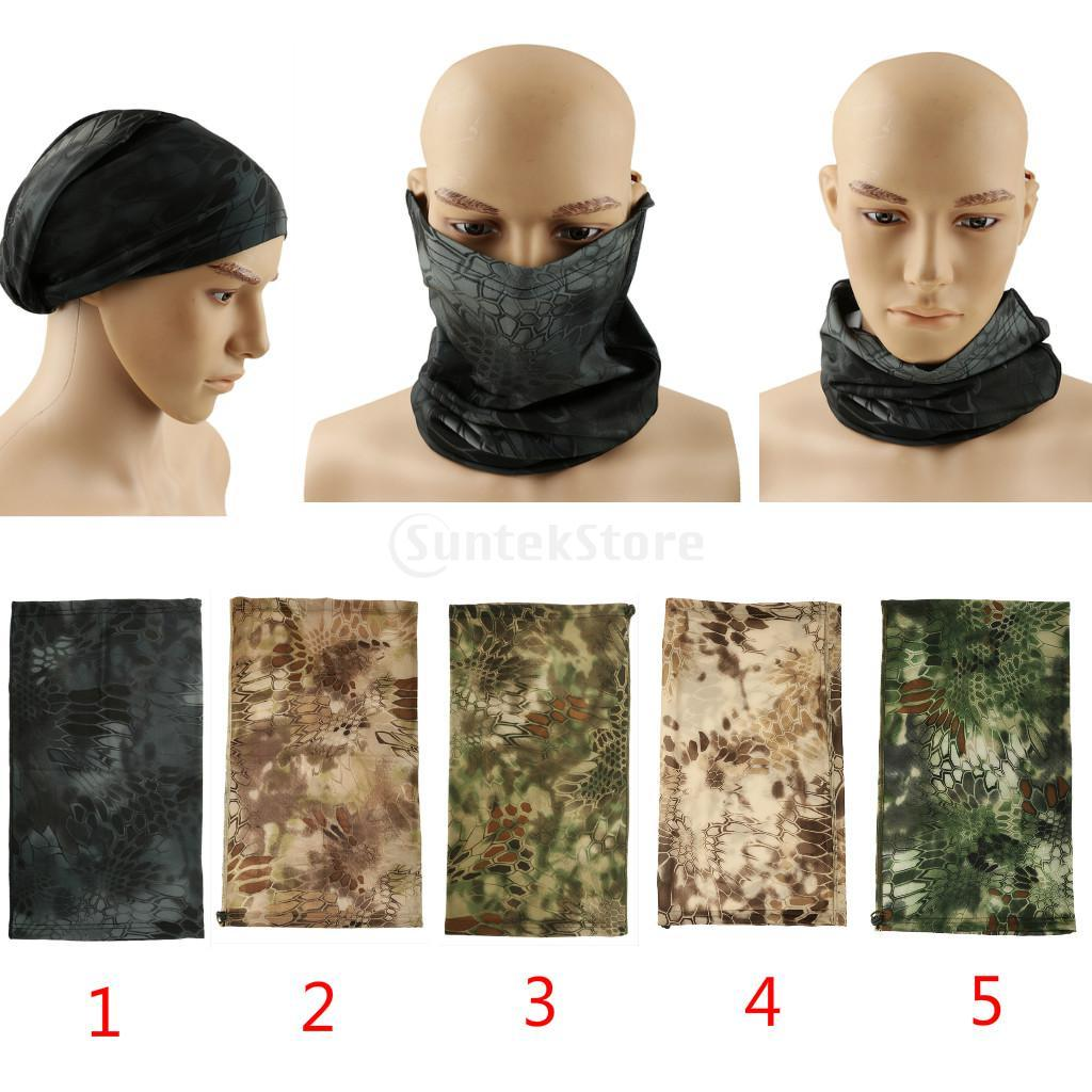 Half Face Military Balaclava Mask