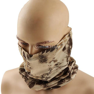 Half Face Military Balaclava Mask 4