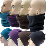 Polar Fleece Knitted Balaclava