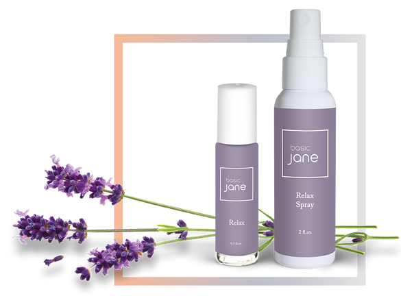 Relax natural topical pain relief products with lavender, hemp-derived CBD and menthol.  Enjoy pain relief spray or topical pain relief oil.