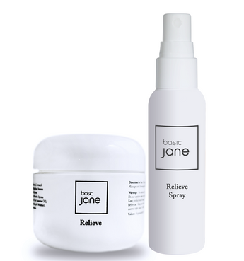 Top Reviewed CBD Cream: Cannabis (No THC) Pain Spray and Cream for Pain Relief I Basic Jane