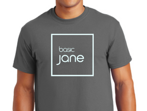 Perfect t-shirt from Basic Jane a science focused CBD company