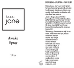 Awake CBD Pain Spray