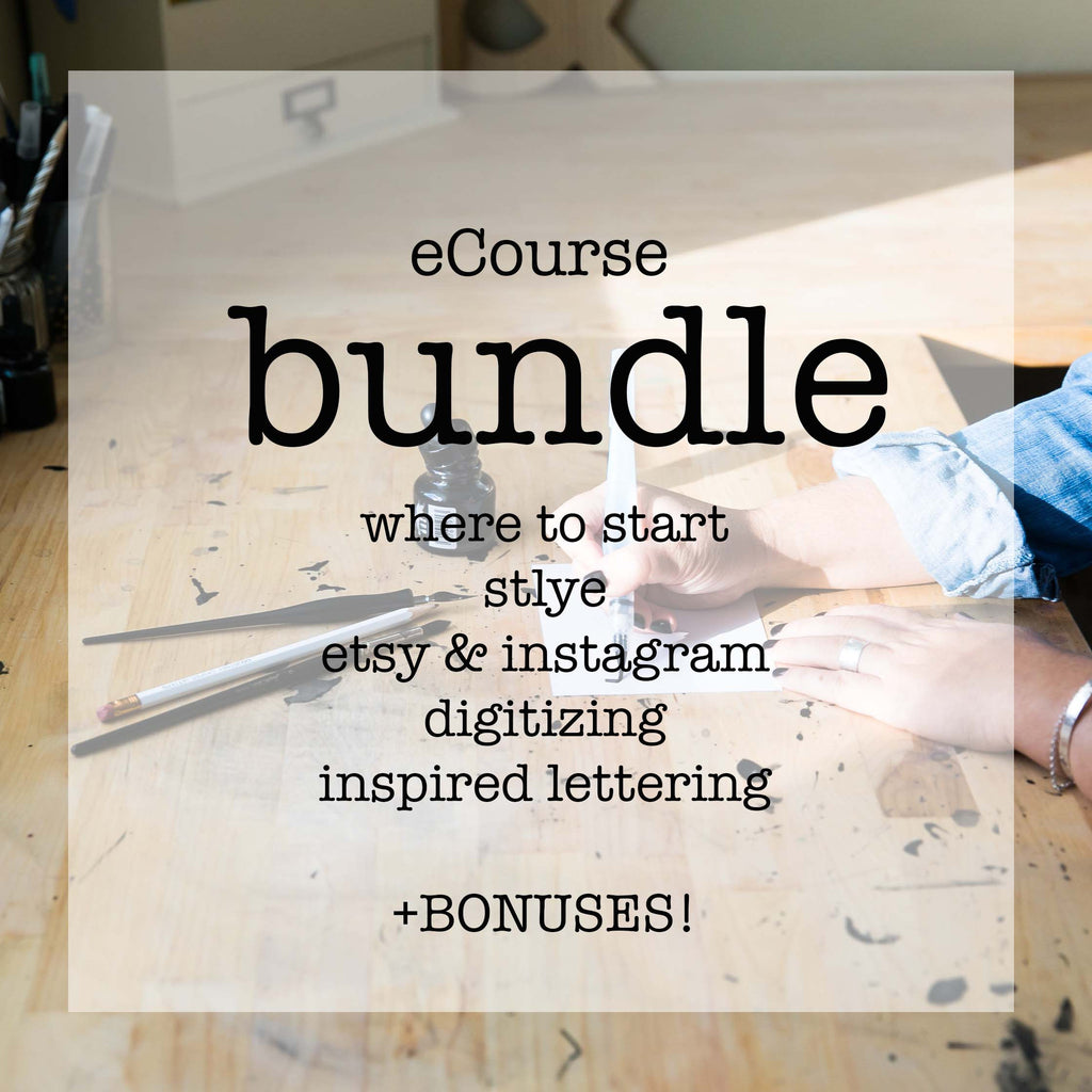 eCourse BUNDLE!