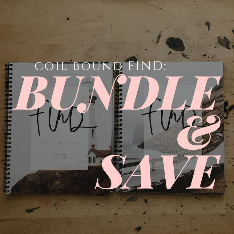 Find Study Guide | Bundle & SAVE | Coil Bound